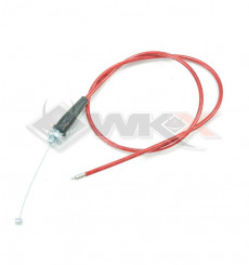 Piece Câble d'accélérateur ROUGE de Pit Bike et Dirt Bike