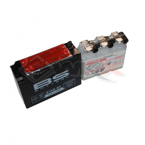 Piece Batterie BT4B-BS 12V/2.3A de Pit Bike et Dirt Bike