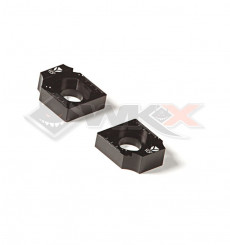 Piece Tendeur chaine YCF FACTORY NOIR 15mm  de Pit Bike et Dirt Bike