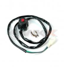 Piece Coupe circuit poussoir YCF homologué de Pit Bike et Dirt Bike
