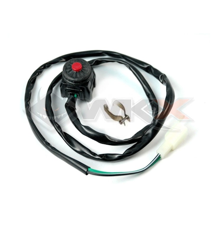 Coupe circuit poussoir YCF