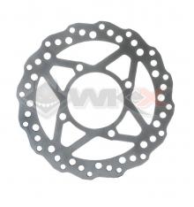 Piece Disque de frein avant YCF 220mm M2 de Pit Bike et Dirt Bike