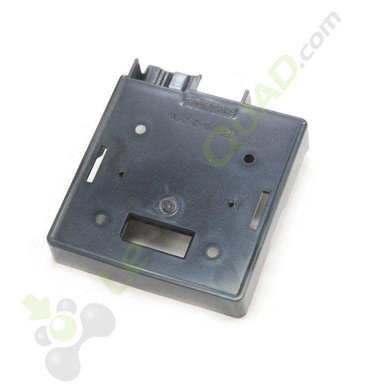 Récepteur plastique de coffre à batterie de pocket cross électrique E-Mico