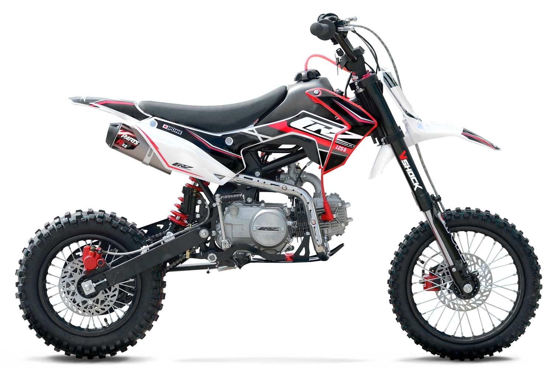 Moto enfant CRZ 125 S