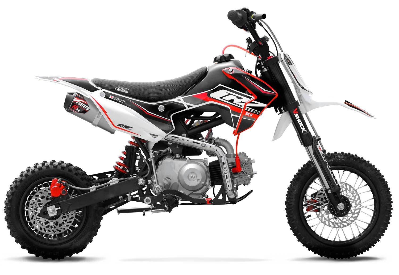 Moto enfant CRZ 88 S