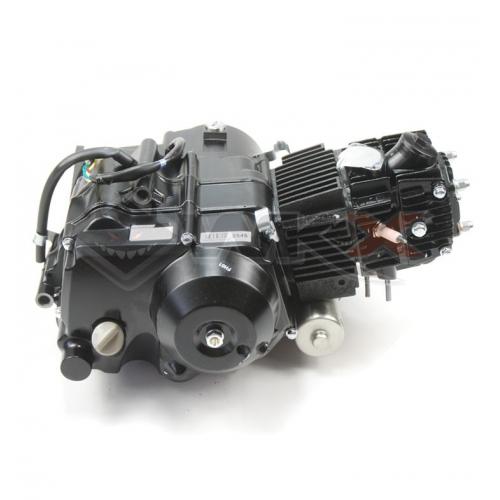Piece Moteur LIFAN 110cc Automatique Démarreur électrique de Pit Bike et Dirt Bike