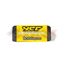 Piece Mousse guidon YCF sans barre JAUNE de Pit Bike et Dirt Bike