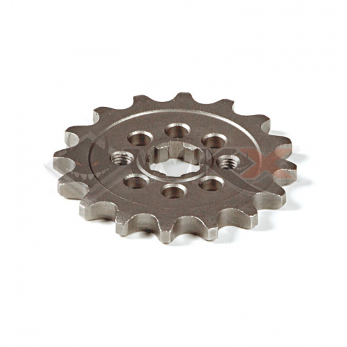 Piece Pignon sortie de boite YCF axe 17mm 13 dents 420 de Pit Bike et Dirt Bike