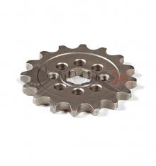 Piece Pignon sortie de boite YCF axe 17mm 15 dents 420 de Pit Bike et Dirt Bike