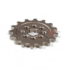 Piece Pignon sortie de boite YCF axe 17mm 17 dents 420 de Pit Bike et Dirt Bike