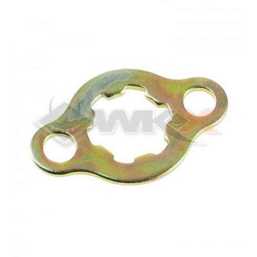 Piece Plaque fixation pignon YCF axe 20mm de Pit Bike et Dirt Bike