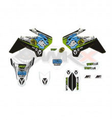 Piece Kit décoration YCF 50A 2015 de Pit Bike et Dirt Bike
