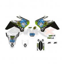 Piece Kit décoration YCF 50A 2015 de Pit Bike et Dirt Bike