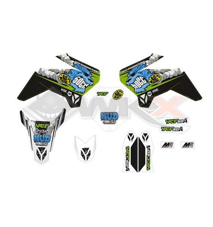 Kit décoration YCF 50A 2015