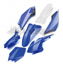 Piece Kit plastique YCF EVO BLEU de Pit Bike et Dirt Bike