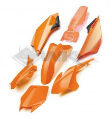 Piece Kit plastique YCF EVO ORANGE de Pit Bike et Dirt Bike