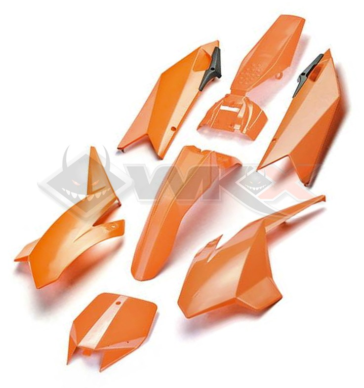 Kit plastique YCF BIGY ORANGE