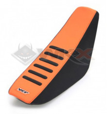 Piece Selle YCF START / PILOT ORANGE de Pit Bike et Dirt Bike