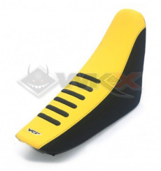 Piece Selle YCF FACTORY JAUNE de Pit Bike et Dirt Bike