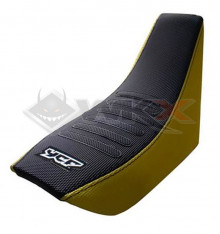 Piece Selle YCF 50 JAUNE de Pit Bike et Dirt Bike