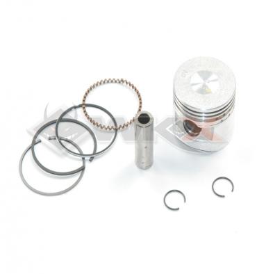 Piece Kit piston 50cc diamètre 44 axe 13 mm de Pit Bike et Dirt Bike