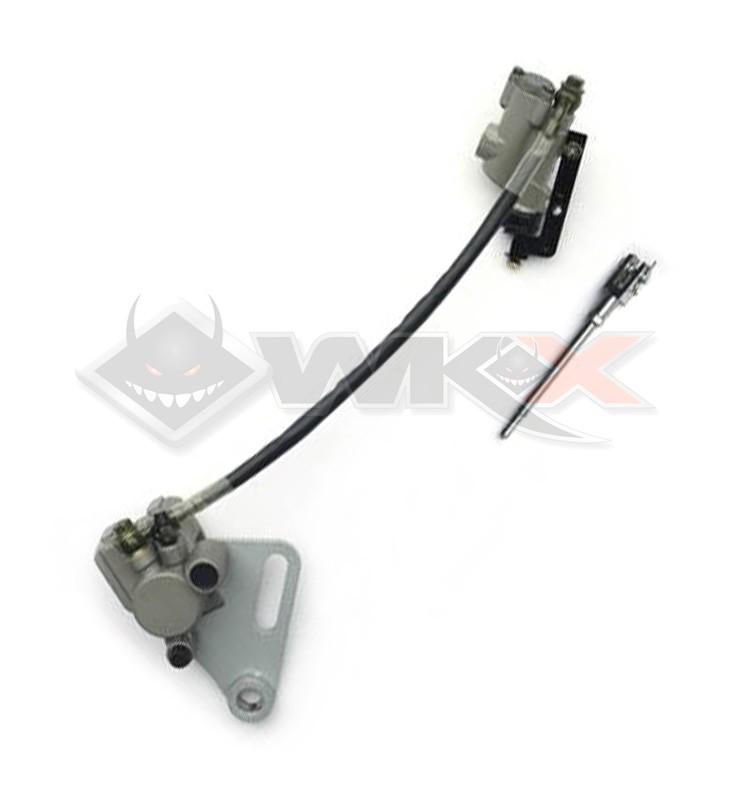 Kit frein arrière YCF 1 piston modèle 2