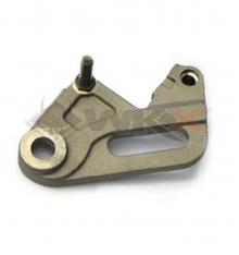 Piece Patte étrier frein arrière YCF aluminium de Pit Bike et Dirt Bike