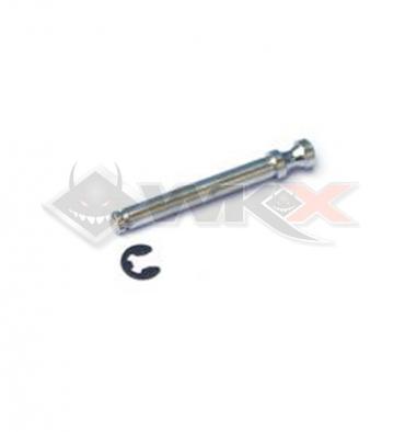 Piece Axe et clips de plaquette pour étrier frein arrière radial YCF FACTORY de Pit Bike et Dirt Bike