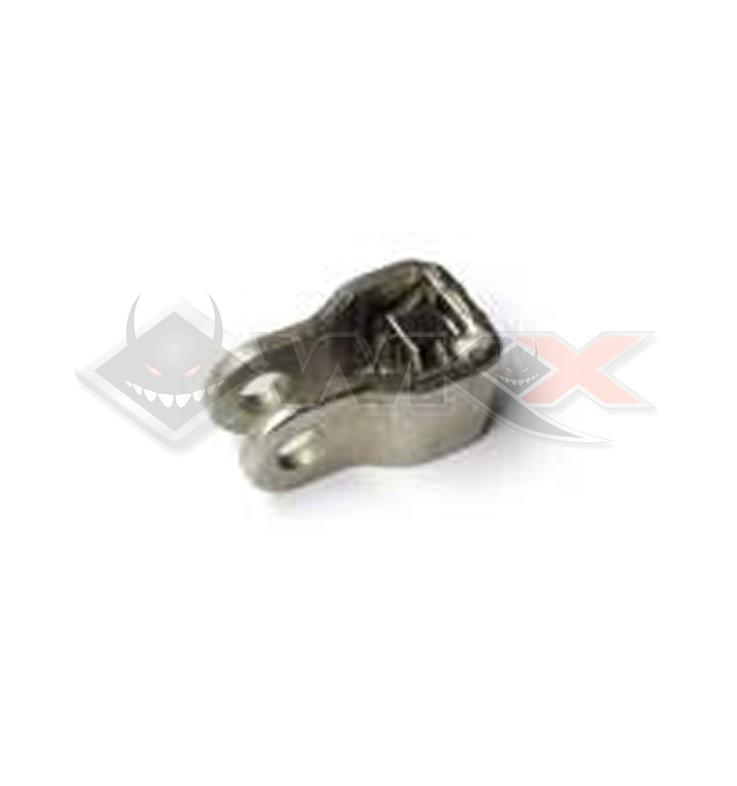 Chape maitre cylindre frein arrière YCF FACTORY