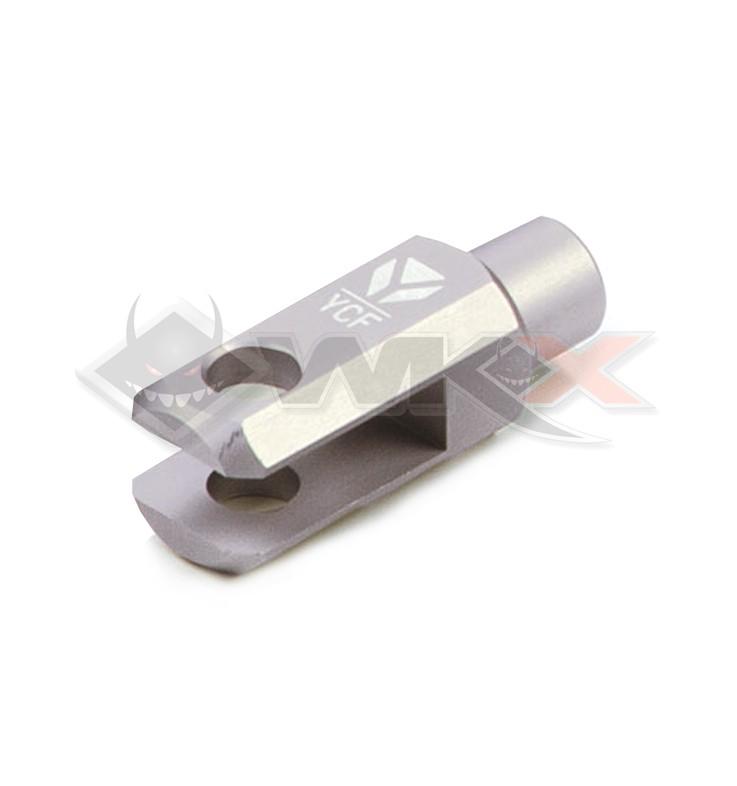 Chape maitre cylindre arrière YCF GRIS