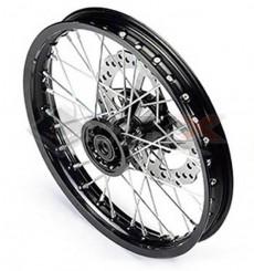 Piece Jante avant aluminium YCF BIGY 17' de Pit Bike et Dirt Bike