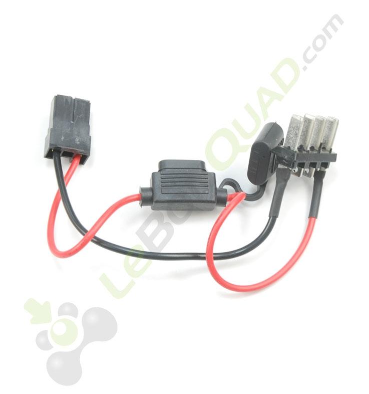Faisceau connexion boite batterie / fusible / controleur de pocket cross électrique