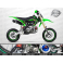 Piece Pit Bike GUNSHOT 150 PRO-F - MONSTER ENERGY - VERT - édition 2018 de Pit Bike et Dirt Bike