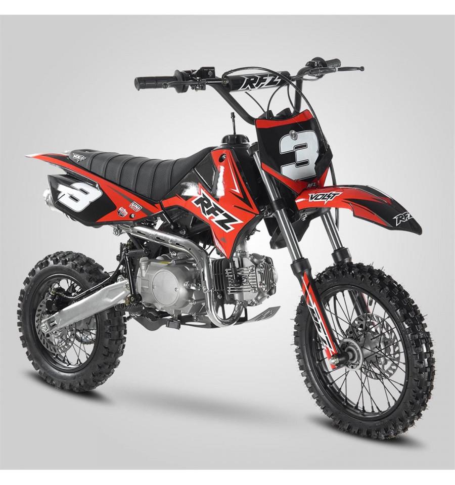 pit bike apollo rfz rookie dirt bike 125cc mini moto pas cher. Black Bedroom Furniture Sets. Home Design Ideas