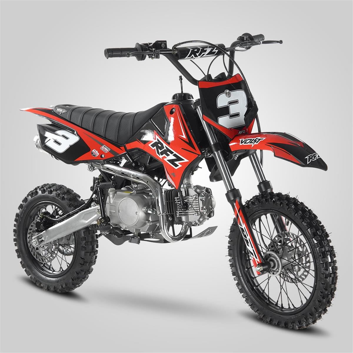 Moto enfant APOLLO RFZ ROOKIE 125