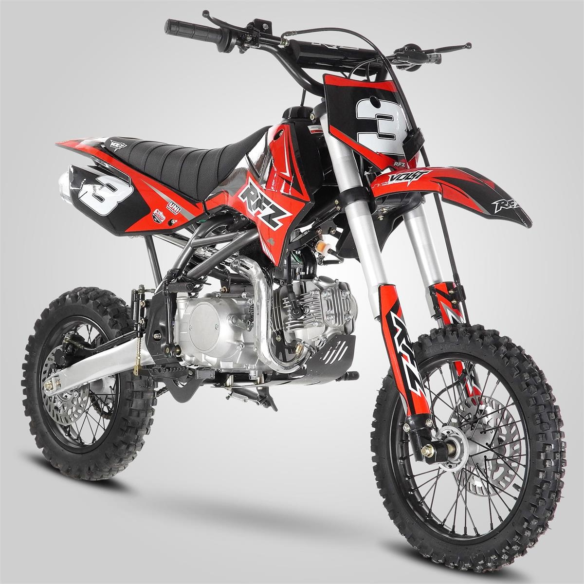 Pit Bike APOLLO RFZ EXPERT 150 - Edition 2018