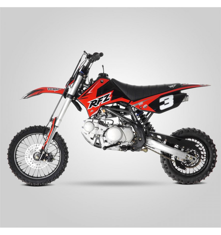 mini moto apollo rfz expert 150 pit bike pas cher dirt bike 150cc. Black Bedroom Furniture Sets. Home Design Ideas