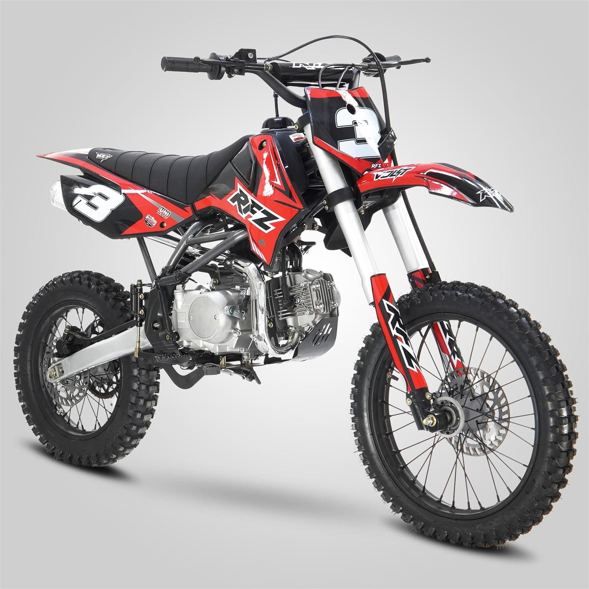 Pit Bike APOLLO RFZ EXPERT 125 14/17 - Edition 2018