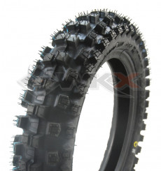 Piece Pneu DUNLOP GEOMAX MX52 - 70/100X10 de Pit Bike et Dirt Bike