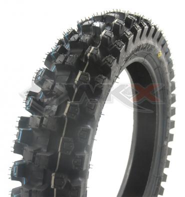 Piece Pneu DUNLOP GEOMAX MX52 - 80/100X12 de Pit Bike et Dirt Bike