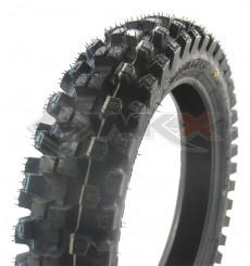 Piece Pneu arrière DUNLOP GEOMAX MX52 - 80/100X12 de Pit Bike et Dirt Bike