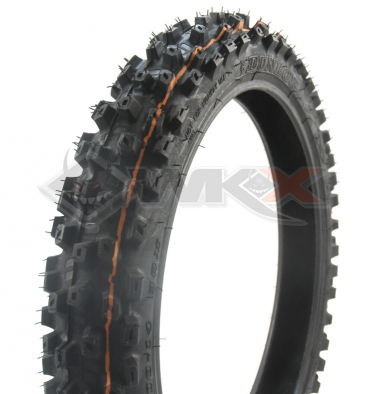 Piece Pneu DUNLOP GEOMAX MX52 - 60/100X14 de Pit Bike et Dirt Bike