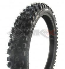 Piece Pneu avant DUNLOP GEOMAX MX52 - 70/100X17 de Pit Bike et Dirt Bike