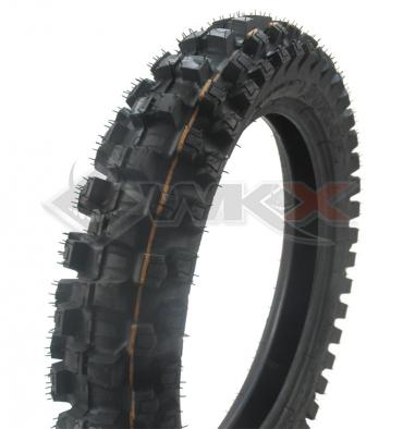 Piece Pneu DUNLOP GEOMAX MX52 - 90/100X14 de Pit Bike et Dirt Bike