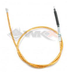 Piece Câble d'embrayage pour moteur avec démarrage en prise JAUNE de Pit Bike et Dirt Bike