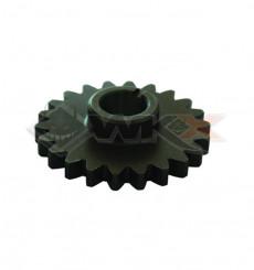 Piece Pignon intermédiaire d'embrayage YCF YX 14mm de Pit Bike et Dirt Bike
