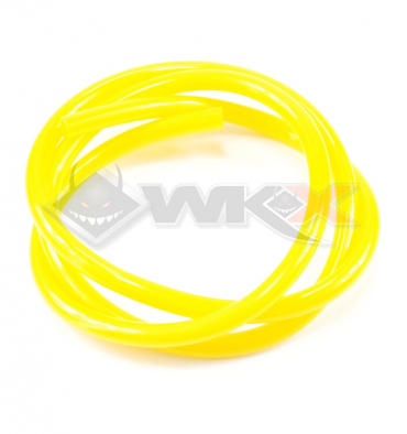 Piece Durite essence JAUNE 100 cm de Pit Bike et Dirt Bike