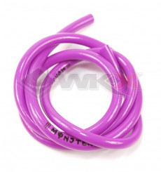 Piece Durite essence VIOLET 100 cm de Pit Bike et Dirt Bike