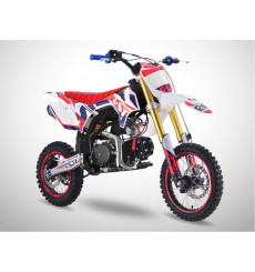 Piece Pit Bike GUNSHOT 125 ONE - ROUGE - édition 2019 de Pit Bike et Dirt Bike