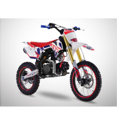 Piece Pit Bike GUNSHOT 125 ONE - 17/14 - ROUGE - édition 2019 de Pit Bike et Dirt Bike